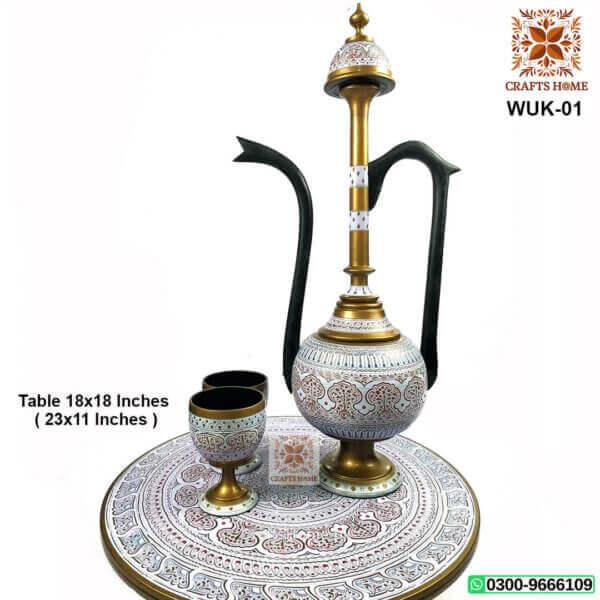 Wooden Umray Khayyam